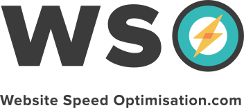 Website speed optimization -logo